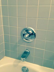 Replaced Shower Valve in Saratoga Springs, NY (2)